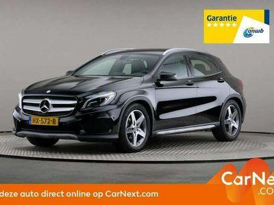 tweedehands Mercedes GLA200 Ambition AMG-Line, Automaat, LED, Navigatie