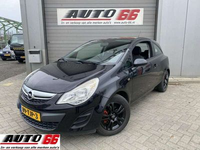 tweedehands Opel Corsa 1.2 EcoFlex Edition LPG Stuurbedieding Airco Aux