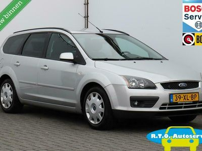 tweedehands Ford Focus Wagon 1.8-16V Ambiente Flexifuel AIRCO