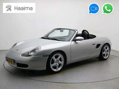 tweedehands Porsche Boxster 2.5 | Originele Nederlandse auto | Climate Control | Électric dak | Erg netjes
