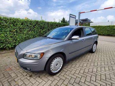 tweedehands Volvo V50 2.0D 136pk Edition II 6-bak Schuifdak Navi NAP Par