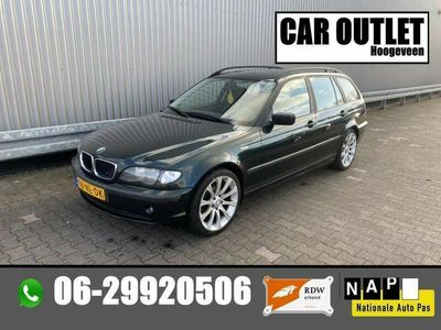tweedehands BMW 318 318 Touring i Executive Nw APK --Inruil Mogelijk--