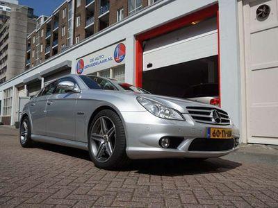 tweedehands Mercedes CLS63 AMG AMG Aut7 * Origineel NL Mercedes onderh * 514pk 630nm