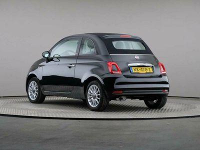 tweedehands Fiat 500C 1.2 Popstar, Airconditioning – € 11.400