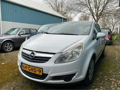 tweedehands Opel Corsa 1.2-16V Enjoy