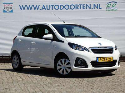 tweedehands Peugeot 108 1.0 e-VTi Active|AIRCO|5DEURS|BLUETOOTH|