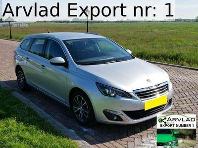 tweedehands Peugeot 308 Netto**7999 *DENON**LED*2017*AUT Premium 1.6 BlueH