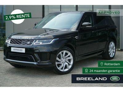"tweedehands Land Rover Range Rover Sport P400e HSE Matrix LED | 21"" | Panoramadak"