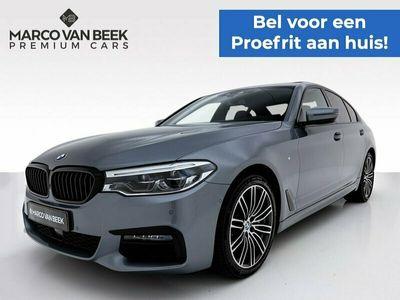 tweedehands BMW 540 5-SERIExDrive High Executive M-Sport Nw. Prijs € 118.108 Pano Memory ACC Leder Head-Up