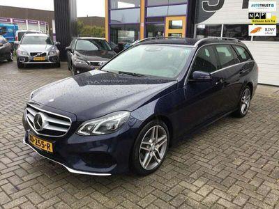 tweedehands Mercedes E300 Estate BlueTEC HYBRID Ambition Avantgarde