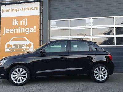 tweedehands Audi A1 Sportback 1.2 TFSI Connect 5-deurs met Cruise cont