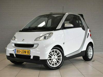 tweedehands Smart ForTwo Cabrio 1.0 mhd Passion | NAP! | Navigatie |