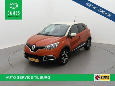 """tweedehands Renault Captur 0.9 TCe Dynamique NAVI 17""""LMV CLIMA TREKHAAK"""
