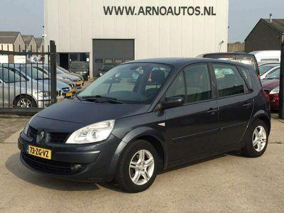 tweedehands Renault Scénic 1.6-16V Business Line, 6-BAK, LPG-G3, AIRCO(CLIMA)