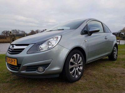 tweedehands Opel Corsa 111 edition 100pk 1.4 nieuwe apk jan 2022