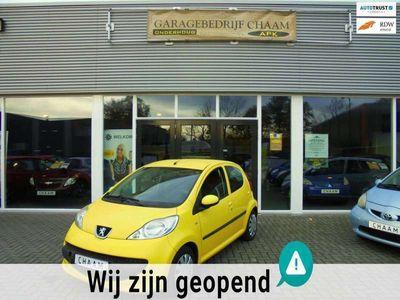tweedehands Peugeot 107 1.0-12V XR Airco,3/5drs,Nw Apk,1 Jaar,Garant.