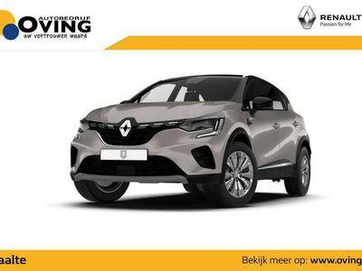 tweedehands Renault Captur Business Zen SUV | Handgeschakeld | Ruimtebesparen