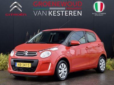 tweedehands Citroën C1 5 deurs Vti Feel I Airco I Bleutooth I Radio I
