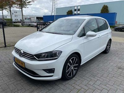 tweedehands VW Golf Sportsvan 1.4 TSI Highline Climate-Cruisecontrol Navigatie P