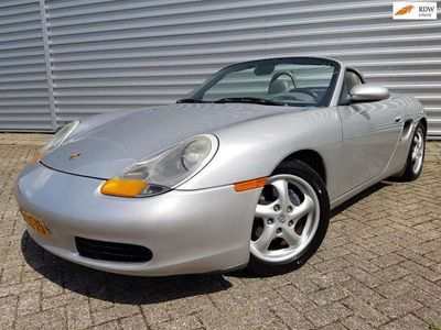 tweedehands Porsche Boxster 2.5 Clima/Leder/Nieuwe Kap!!