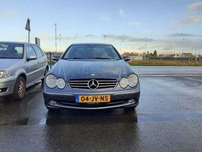 tweedehands Mercedes CLK240 Coupe Avantgarde