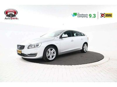 tweedehands Volvo V60 2.4 D6 Twin Engine Summum Memory seats, family lin