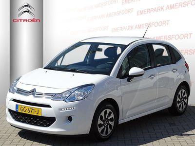 tweedehands Citroën C3 Tendance 1.2 82pk Automaat Airconditioning   Parkeersensoren achter   inklapbare buitenspiegels