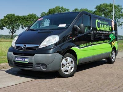 tweedehands Opel Vivaro 2.0 cdti 114pk l2 airco