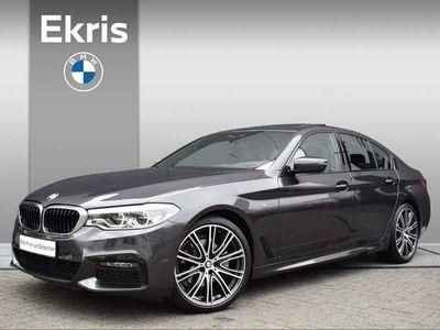 "tweedehands BMW 520 5 Serie Sedan i High Executive M Sportpakket / Panoramadak / Harman Kardon / Head-Up-Display / 20"""