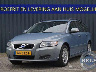 tweedehands Volvo V50 2.0 145PK Momentum