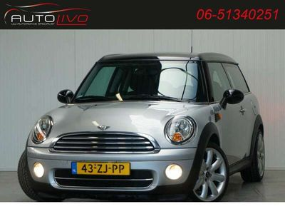 tweedehands Mini Cooper D Clubman 1.6 . AC/CRUISE/CV/LMV/TREKHAAK etc.