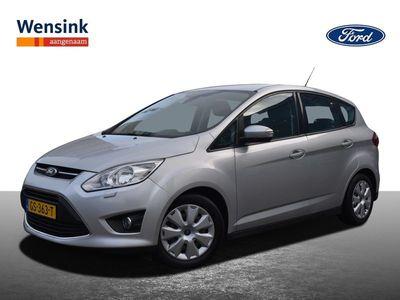 tweedehands Ford C-MAX 1.0 Ambiente | Stoelverwarming | Trekhaak 1200 kg | Aux | Bluetooth | Parkeersensoren