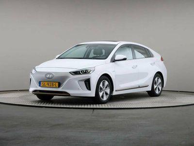 tweedehands Hyundai Ioniq EV Premium, Automaat, LED, € 22.900