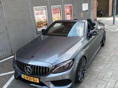 tweedehands Mercedes C250 d Cabrio 9G-TRONIC AMG Line