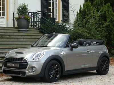 tweedehands Mini Cooper S Cabriolet 2.0 Chili
