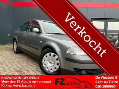 tweedehands VW Passat 2.0 Comfortline | Automaat | Metallic |