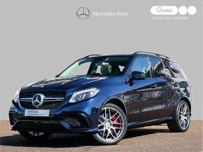tweedehands Mercedes S63 AMG GLE-KLASSE AMG4MATIC | Panoramadak | Rijassisentie+ | Beige Interieur ONLINE PAASSHOW !! Korting € 2.000,- of EXTRA inruilwaarde € 2.000,- ONLINE PAASSHOW !! Korting € 2.000,- of EXTRA inruilwaarde € 2.000,-