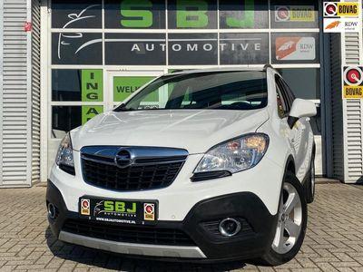 tweedehands Opel Mokka 1.4 T Edition ARICO,CRUISE,NAVI,ISOFIX,ACHTERUITRIJCAMERA,SPRAAK