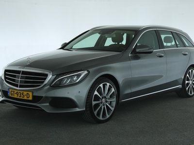 tweedehands Mercedes E350 C-KLASSE ESTATEEdition Aut.