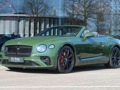 tweedehands Bentley Continental GT 6.0 W12 Carbon British Green 5 D.Km 635 Pk
