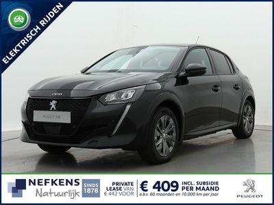 tweedehands Peugeot 208 EV 50 kWh Allure Première | 8% BIJTELLING | 1-FASE | 100% ELEKTRISCH |