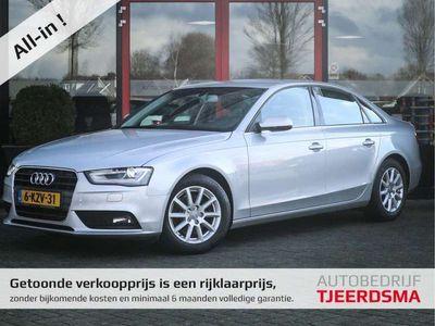 tweedehands Audi A4 1.8 TFSIe Edition Airco/LM-Velgen/Xenon/Cruise-con