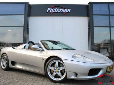 tweedehands Ferrari 360 3.6 V8 Spider F1 Automaat Leder *Nette staat*