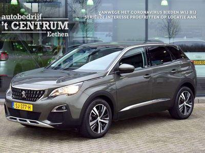 tweedehands Peugeot 3008 1.6 BlueHDi Blue Lease Premium, Camera, Groot navi