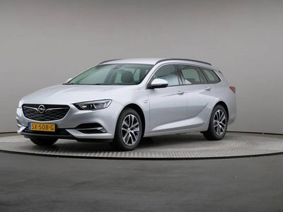 tweedehands Opel Insignia 1.5 Turbo Online Edition, Navigatie, Trekhaak