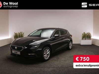 tweedehands Seat Leon 1.0 TSI Style Launch Edition