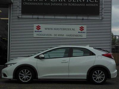 tweedehands Honda Civic 1.4 Comfort Climate control | Lm velgen | Radio/cd | dealer onderhouden Staat in Hoogeveen