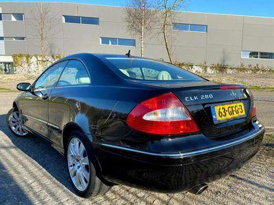 tweedehands Mercedes CLK280 280 Elegance