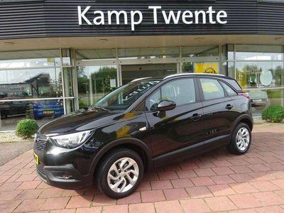 tweedehands Opel Crossland X 1.2 Turbo 110pk Online Edition Navi