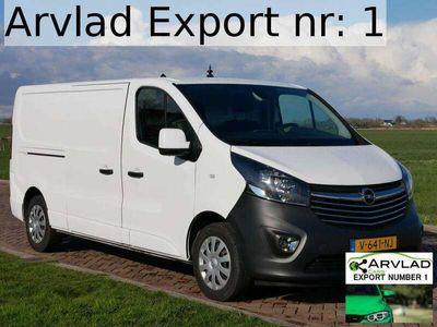 tweedehands Opel Vivaro -B 1.6 Dti 92KW L2H1 AC *SPORT* 2018
